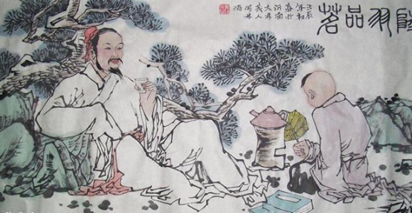 七大茶祖,你知道哪些?