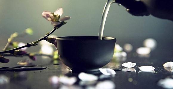 茶,是一杯有理想的水